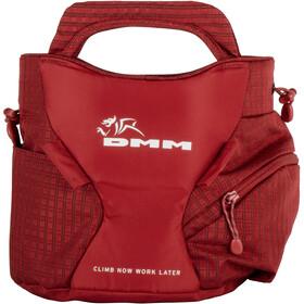 DMM Edge Boulder Chalk Bag Red